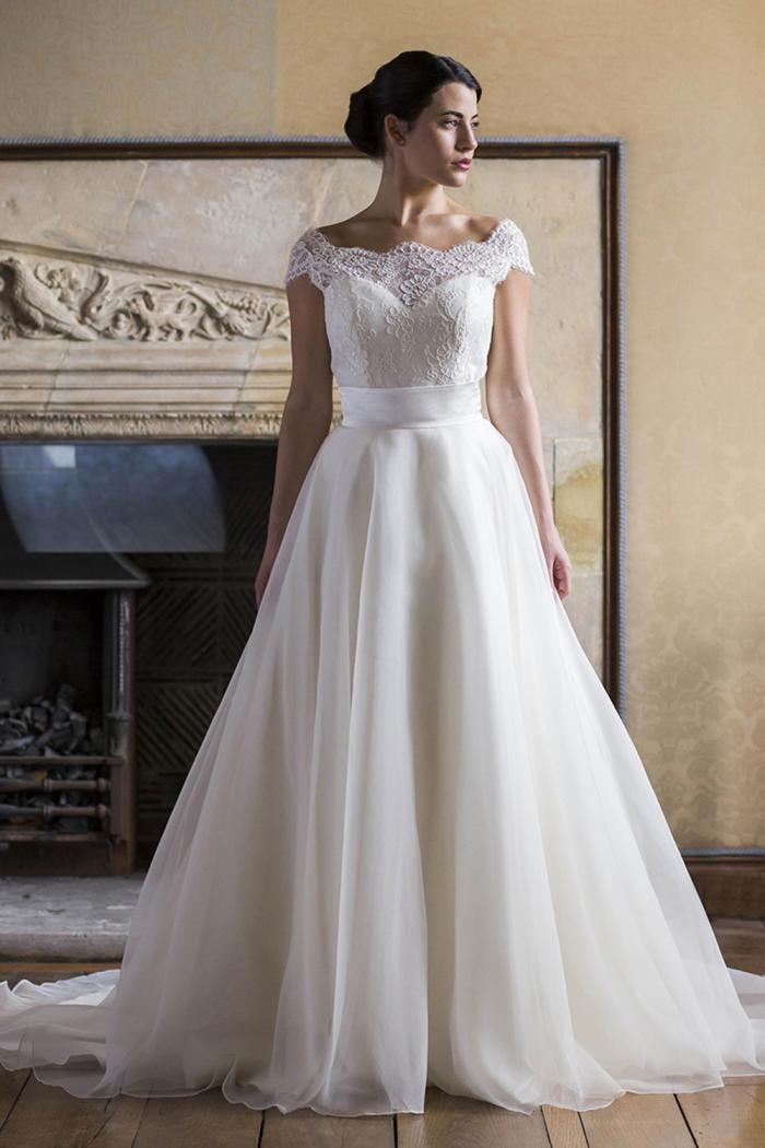 Skyler corset augusta jones bridal dress augusta jones for Wedding dresses in augusta ga