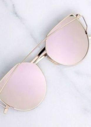 Kup mój przedmiot na #vintedpl http://www.vinted.pl/akcesoria/okulary-przeciwsloneczne/17945365-okulary-przeciwsloneczne-lustrzanki-rozowe-cat-eye-idealne-na-lato-hit