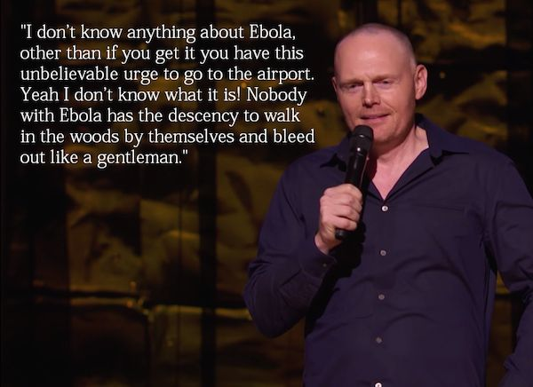 Bill Burr has such a beautiful way with words.. : theCHIVE