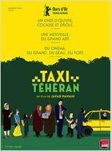 Taxi Téhéran de Jafar Panahi avec Jafar Panahi... Synopsis : Installé au volant de son taxi, Jafar Panahi sillonne les rues animées de Téhéran. Au gré des passagers qui se succèdent et se confient à lui, le réalisateur dresse le portrait de la société iranienne entre rires et émotion... http://www.allocine.fr/film/fichefilm_gen_cfilm=234644.html