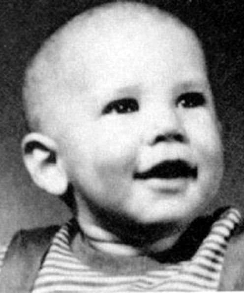 Harrison Ford ***NO CANADA RIGHTS***.Yearbook photos and baby pictures of celebrities before they were famous.