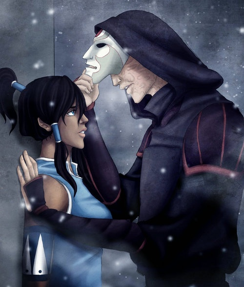 23 best Amon X Korra (Amorra) images on Pinterest | Amon ...