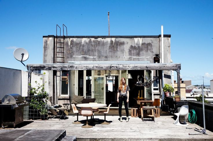 Charlotte Rust, Auckland, The Selby