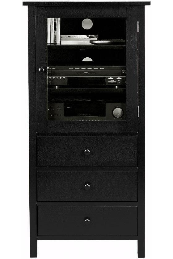 mission style media cabinet audio cabinets home theater furniture furniture
