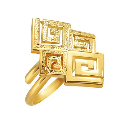 Meandros ring - available for order