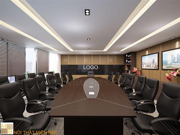 Những mẫu bàn phòng họp giúp không gian văn phòng sang trọng