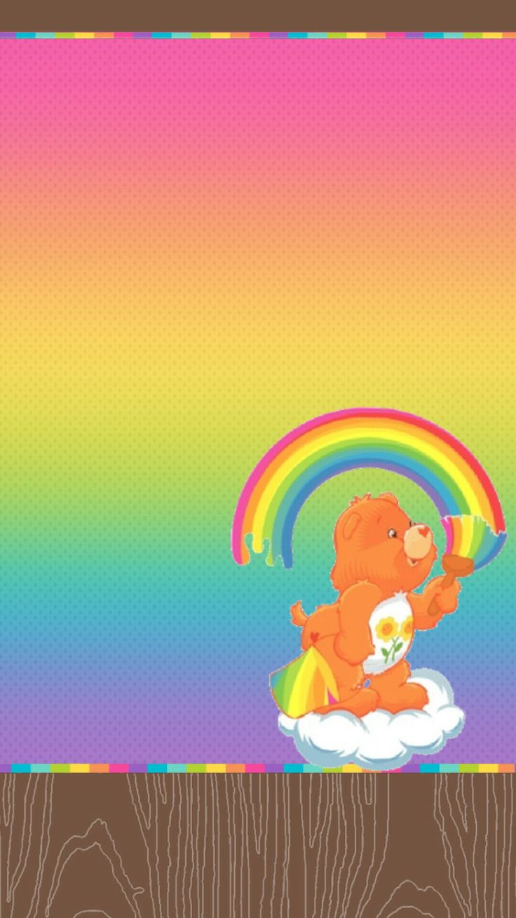 Vintage Care Bear Wallpaper The Galleries Of Hd Wallpaper