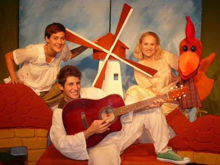 """Θέατρο Κούκλας της Ιρίνα Μπόικο """"White Puppet Theatre"""": ΠΡΟΓΡΑΜΜΑ ΠΑΡΑΣΤΑΣΕΩΝ ."""