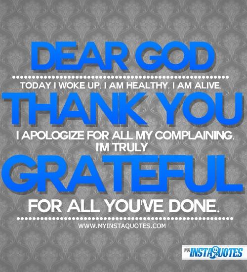 Thank God Im Alive Quotes. QuotesGram