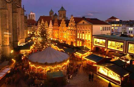 Weihnachtsmarkt in Osnabrück bei meinestadt.de