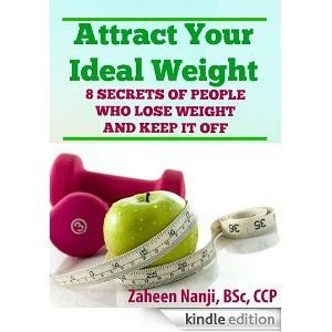 [BOOK REVIEW] Attract Your Ideal Weight: 8 Secrets of People Who Lose Weight and Keep It Off by Zaheen Nanji, BSc, CCP -