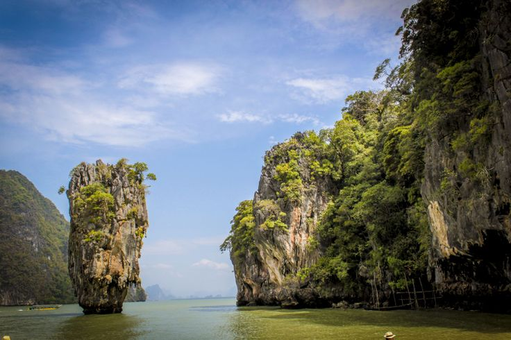 James Bond Island --> Follow us on http://instagram.com/travelloveorg