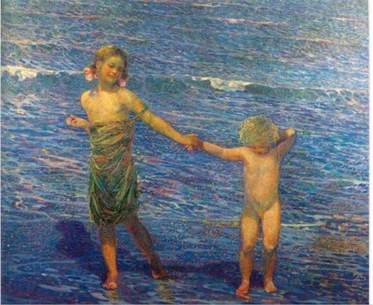 Bambine al Mare