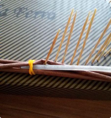 Здравствуйте, мои дорогие соседи! Выполняю обещание показать как я делаю витую ручку. фото 9