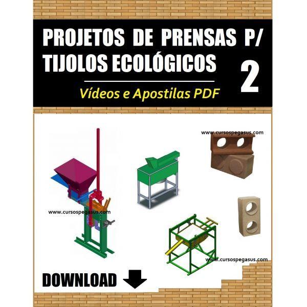 Projetos Maquina De Fazer Bloco Balanco Infantil E Melhores