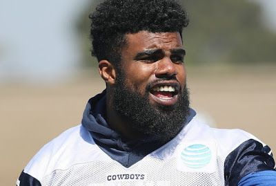 Accuser Wasn't My Girlfriend But One of Many Chicks I Was Nailing- Ezekiel Elliott