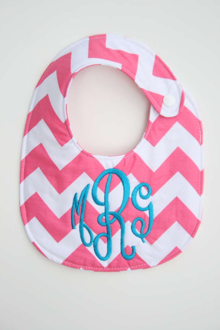 Brookfield fixed gate crib for sale - Personalized Bib Monogrammed Bib Baby By Southernstylestitche