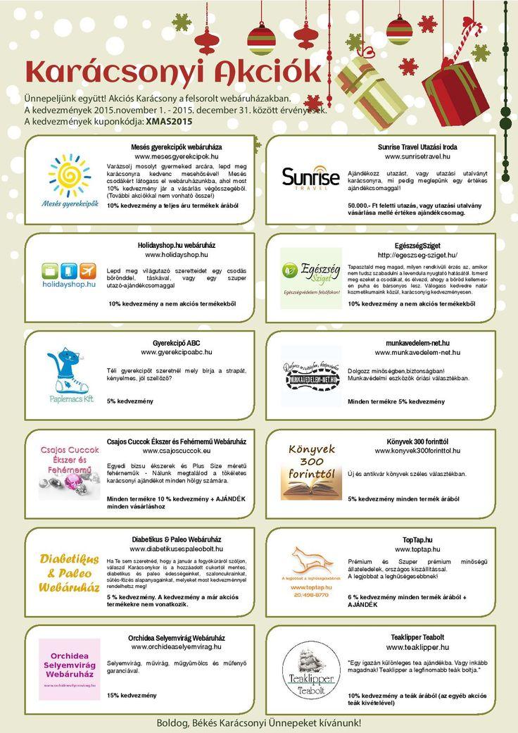 Töltse le karácsonyi kuponfüzetünket.  http://www.munkavedelem-net.hu/karacsonyi-kedvezmenyek-176