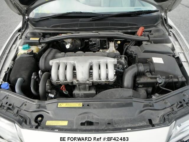 Used S80 VOLVO for Sale | BF42483 | Japanese Used Cars Exporter BE ...