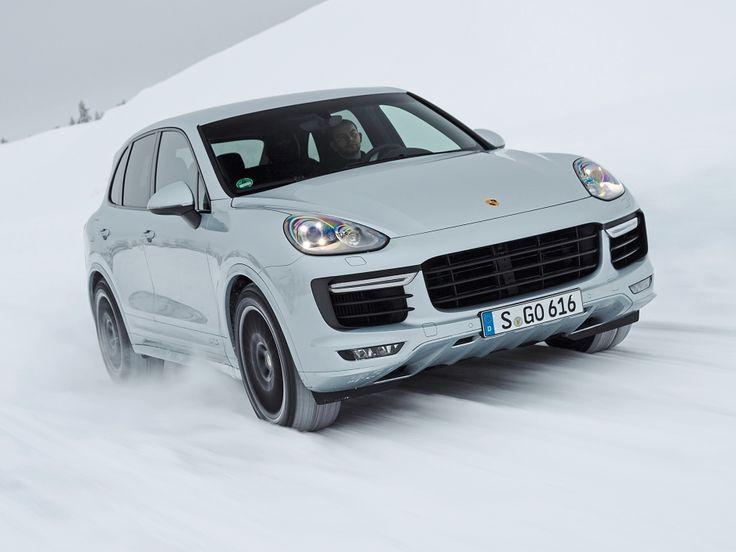 Fahrbericht Porsche Cayenne GTS: Nun mit Turbo-Motor