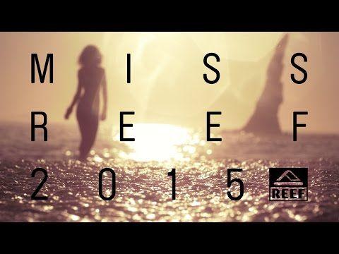 Miss Reef 2015 - YouTube