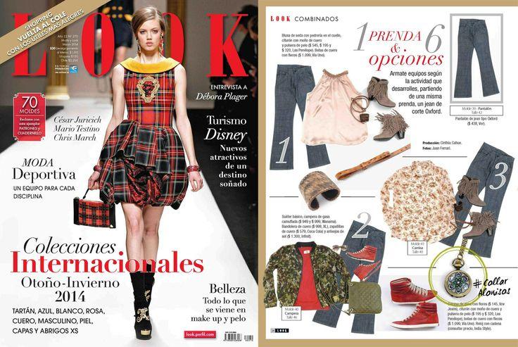 Revista Look - Marzo 2014