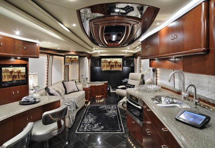 105 best images about luxury motor homes on pinterest for Custom motor coach builders