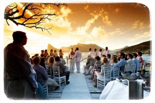 Tintswalo Atlantic Wedding Venue