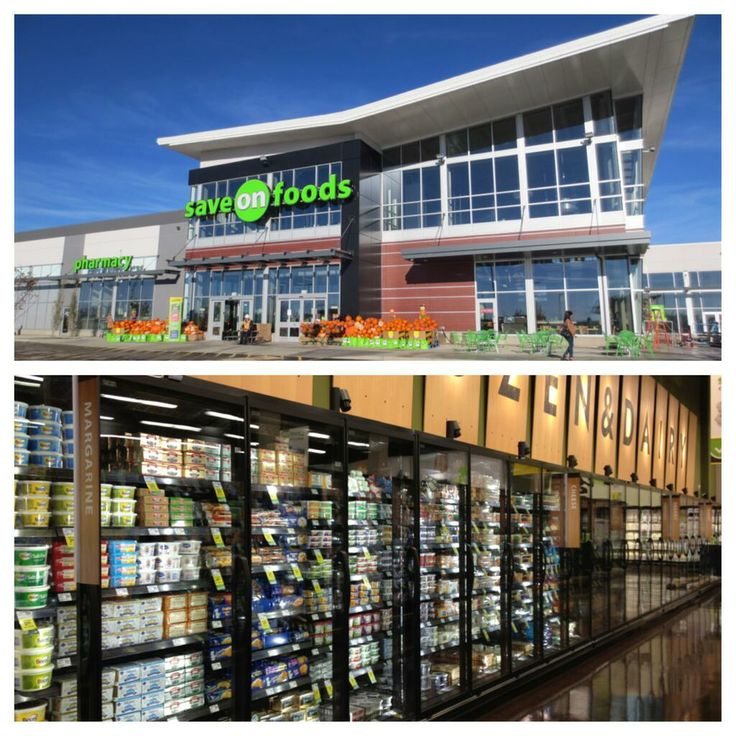 Save-On-Foods in Seton