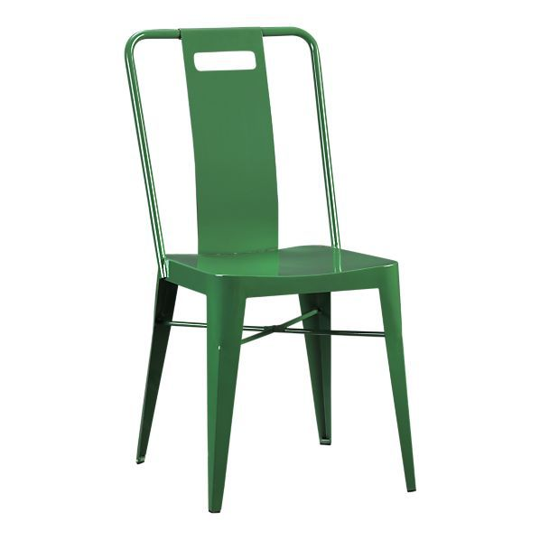 Ming Green Side Chair In Outdoor Seating