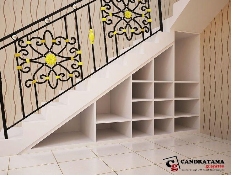 interior kediri - interior malang - interior jombang - interior nganjuk - interior blitar - interior tulungagung - interior trenggalek - lemari bawah tangga - rak - lemari - storage - minimalis - modern