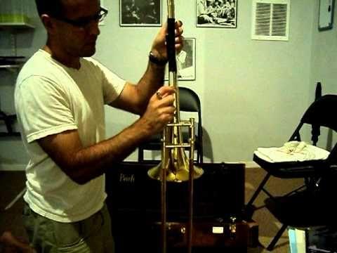 trombone - assemble: Bands Classroom