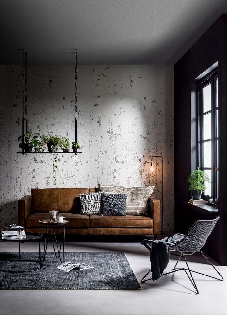 Vintage Industrial Design Ideas For Your Loft Interieur