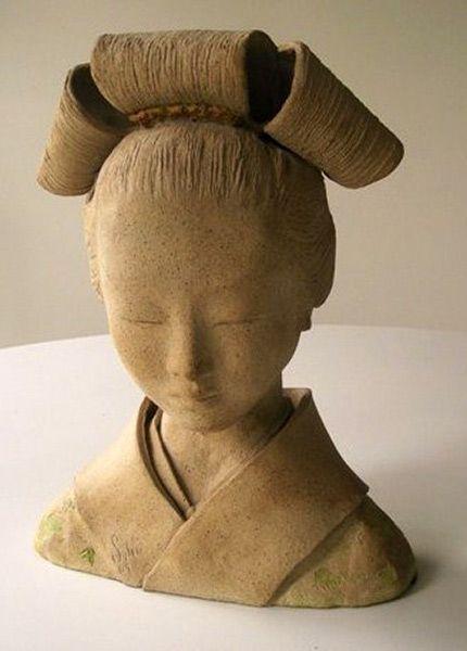 25 best ideas about clay sculptures on pinterest pottery ideas ceramics ideas and ceramic - Idee de poterie ...