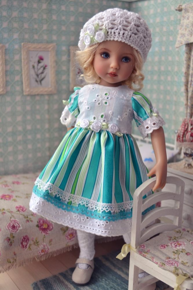 """New outfit for 13 """"dolls Dianna Effner little darling"""