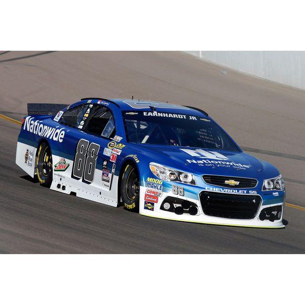 Dale Earnhardt Jr. Action Racing 2015 Quicken Loans Race for Heroes Race Winner 1:24 Galaxy Die-Cast Chevrolet SS - $89.99