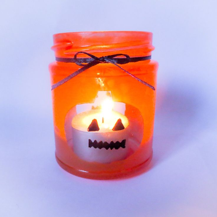 A personal favorite from my Etsy shop https://www.etsy.com/uk/listing/248928870/halloween-orange-pumpkin-jam-jar-tea