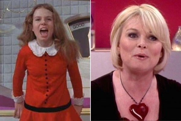 Julie Dawn Cole as Veruca Salt