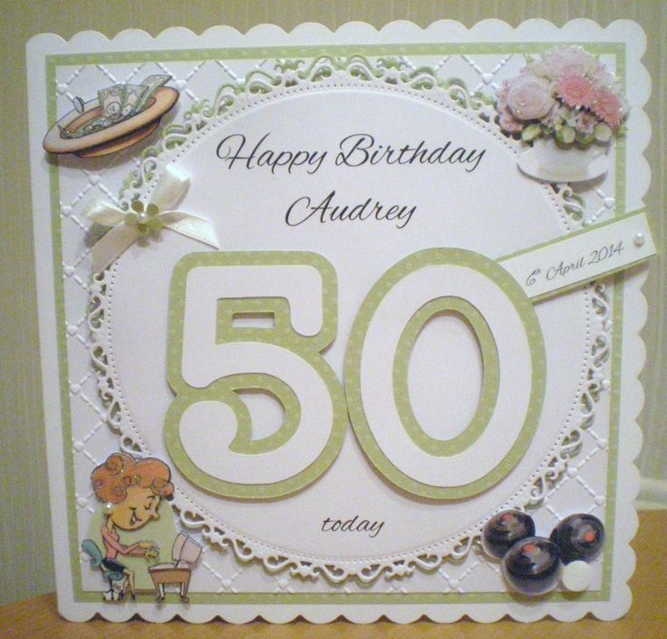 50th Birthday Cards Cricut: 17 Best Images About 50th Birthday Cards On Pinterest