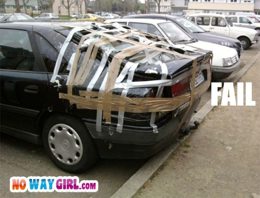 13 best autobody humor images on pinterest funny photos ha ha and diy auto repair fail lash auto can help you with your fort wayne auto repair solutioingenieria Gallery