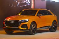 Audi Q8 Sport Concept previews range-topping large SUV