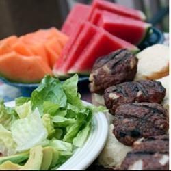 Cheese-Stuffed Mini Meat Loaves Allrecipes.com
