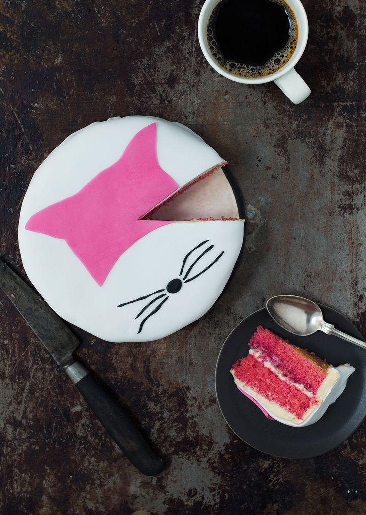 Opskrift: Pussyhat-kagen   Frk. Kræsen