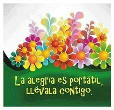 #alegria ♥❥Teresa Restegui http://www.pinterest.com/teretegui/❥♥