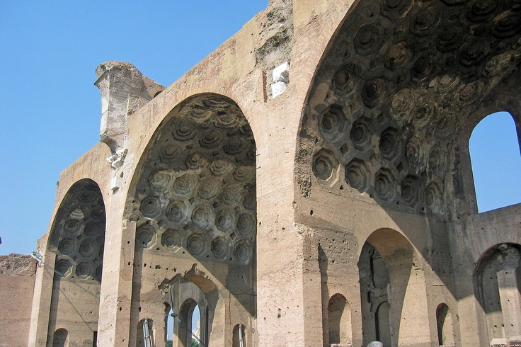 Pozzolana Cement Italy : Best images about barrel vault roman on pinterest