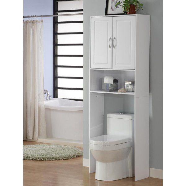 Toilet Storage Bathroom Shelf Decor, Bathroom Toilet Cabinets
