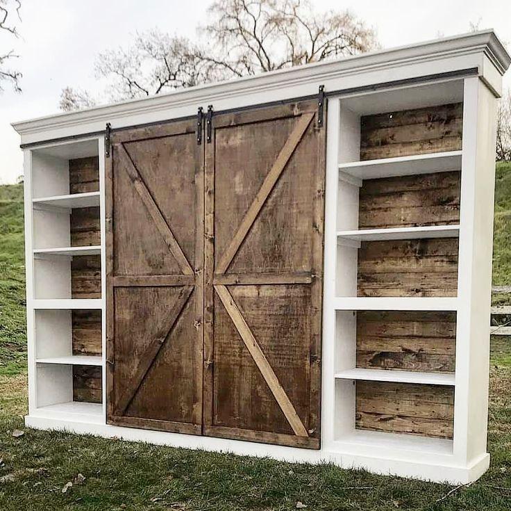 New Diy Murphy Bed Ideas Murphy Bed Diy Diy Sliding Barn Door Barn Door Entertainment Center