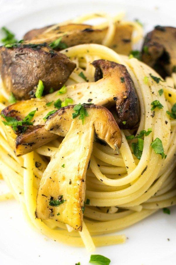 Porcini Mushroom Pasta Recipe Mushroom Pasta Italian Pasta