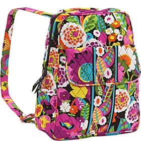 Vera Bradley Backpack Va Va Bloom - Va Va Bloom - via eBags.com!