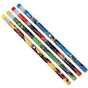 Avengers Pencils
